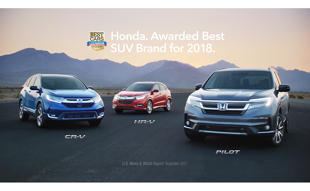 New Honda ad campaign focuses on crossovers, minority consumers