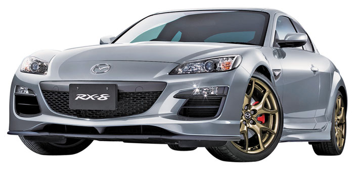 Mazda Plans Special Edition Send Off For Rx 8 Sports Car