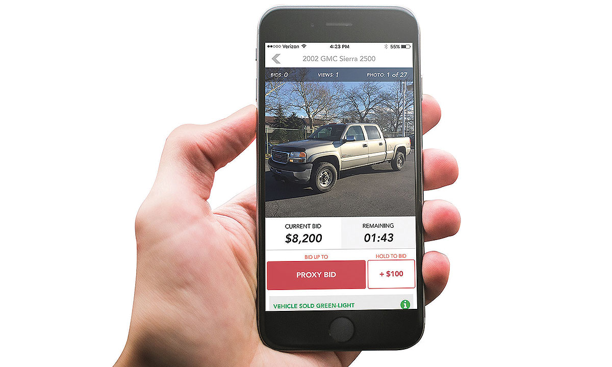 Car Auction Apps >> Used Car Trade Networks Seek To Drive Wholesalers Out