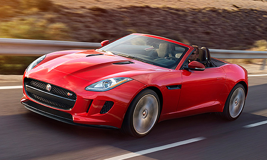 2016 Jaguar F Type To Come With Longer Warranty Free Maintenance