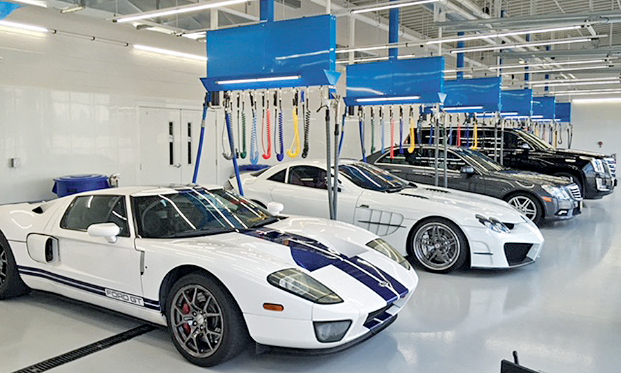Car Wash And Detailing Facilities Are Dealers Latest Battleground