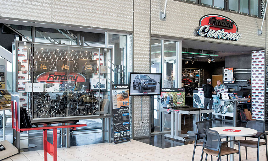 Toyota Dealership Boosts Revenue With Customization Showroom