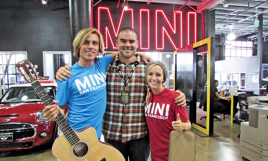 Mini Of San Francisco >> Mini Store Wants Customers Singing Its Praises