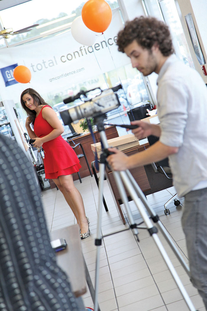 Contests Draw Attention To Low Profile Dealerships