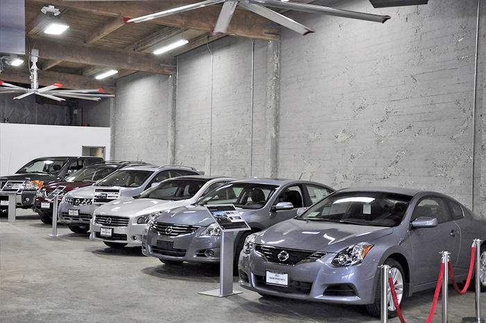 Nissan Dealership Seattle >> Nissan S Outside The Box Dealership Closes