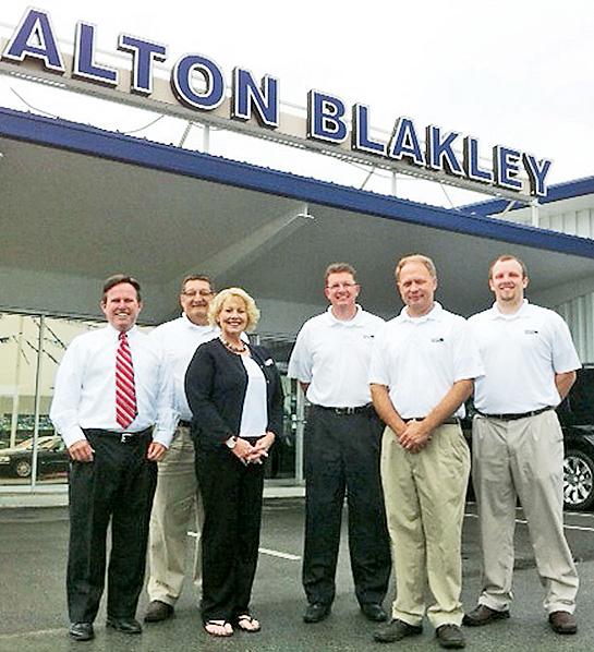Alton Blakley Ford >> Alton Blakley Ford Lincoln Mazda Honda Somerset Ky