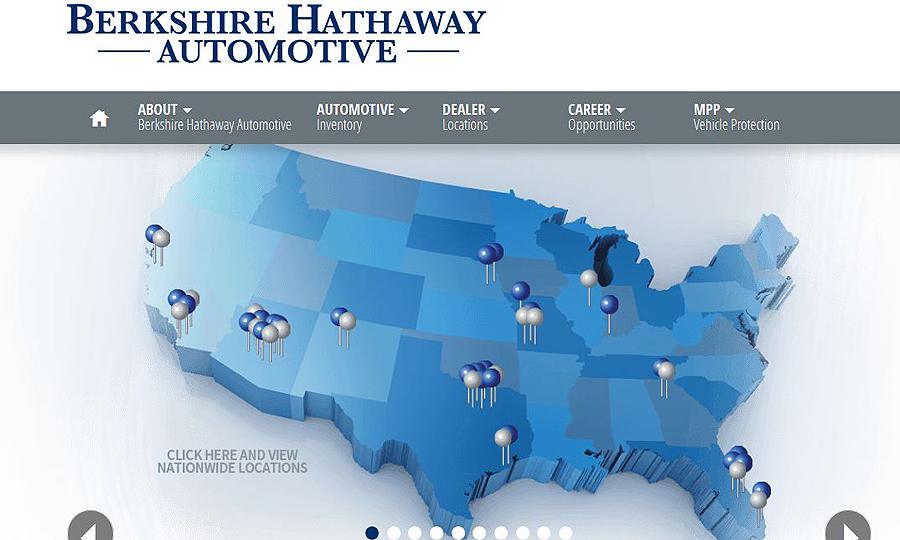 Berkshire Hathaway Completes Van Tuyl Acquisition