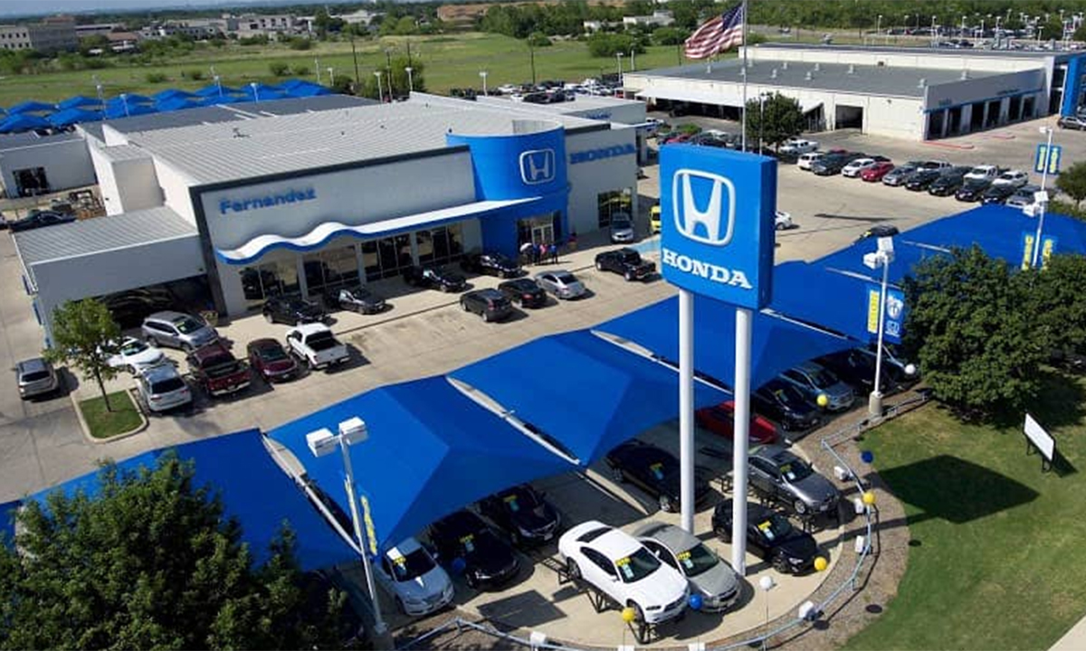 Honda Dealerships In Louisiana >> Group 1 Boosts Honda Portfolio In Louisiana Texas