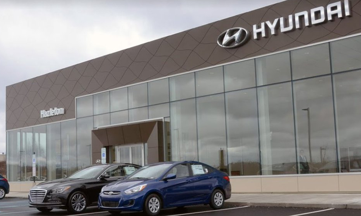 Hyundai Capital moves to foreclose on stores owned by ex-NFL