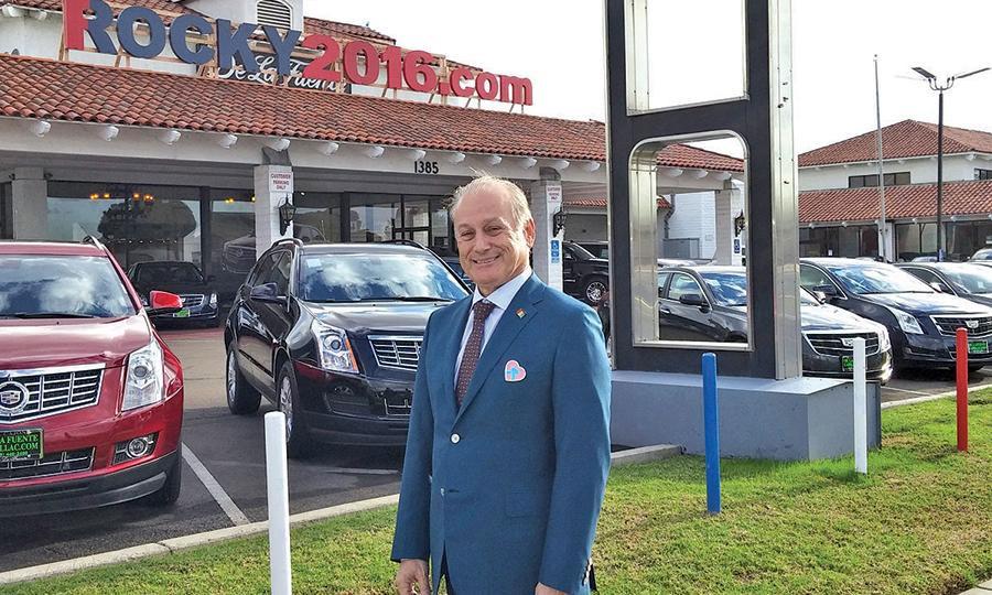 California Car Dealer Wants To Run For President In 2020