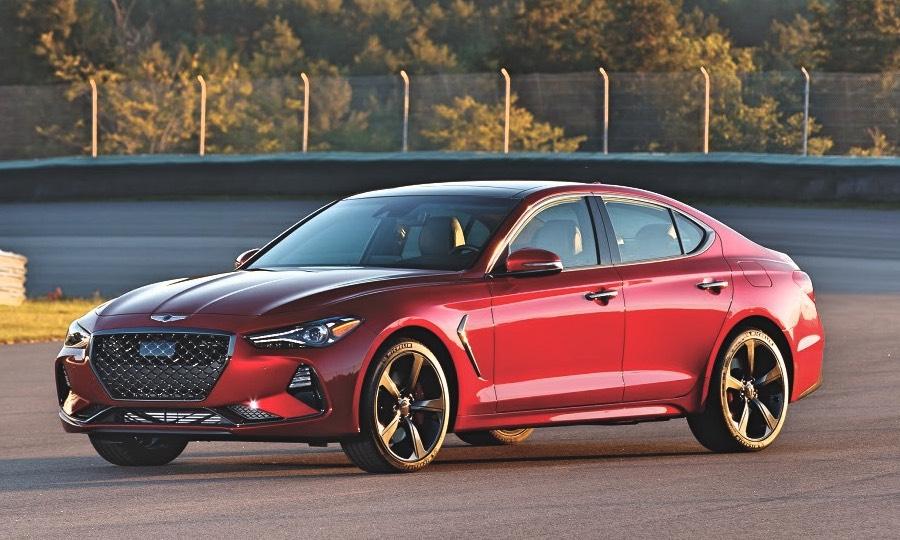2021 Hyundai Genesis G70 Price - Car Wallpaper