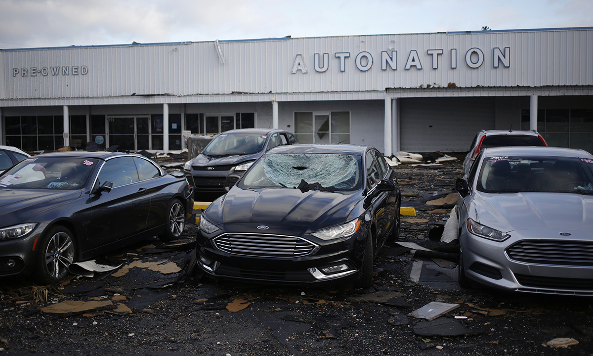 florida panhandle dealerships take a significant hit from hurricane michael florida panhandle dealerships take a