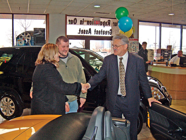 Bob Rohrman Used Cars >> Growth Was In The Cards For Bob Rohrman