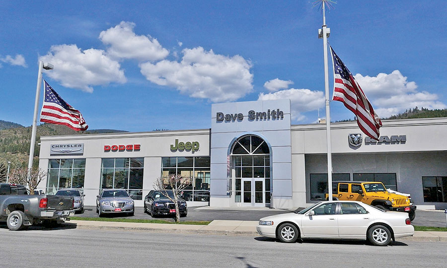 Dave Smith Kellogg Idaho >> Rfj Buys Dave Smith Auto