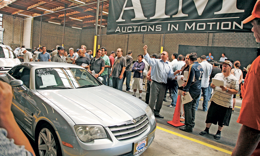 Bringing The Auctions To The Dealers
