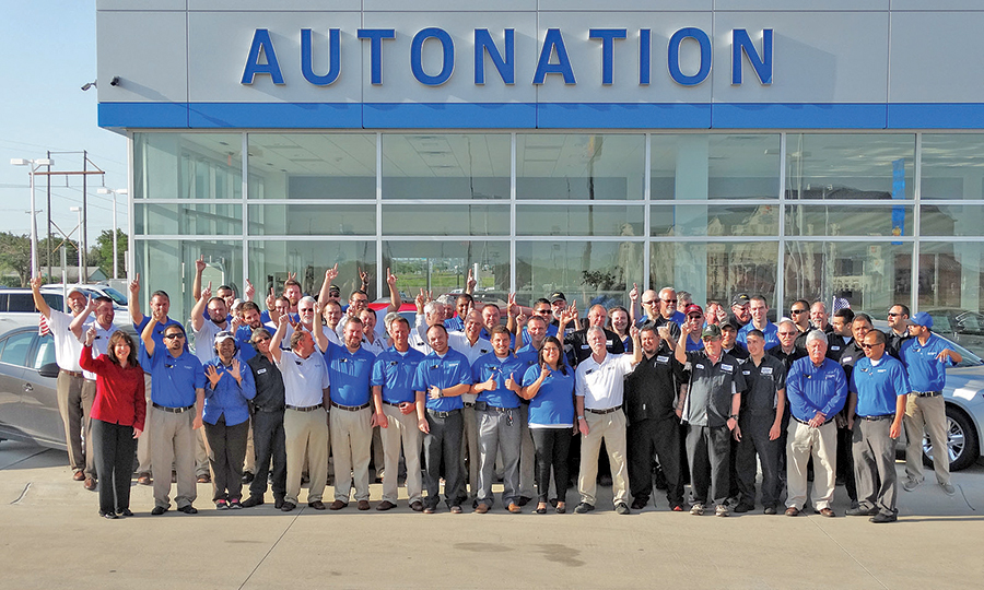 Autonation Amarillo Tx >> Autonation Chevrolet