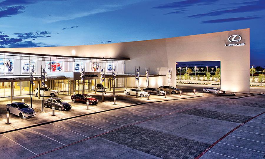Park Place Lexus >> Park Place Lexus Plano