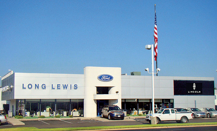 Long Lewis Ford Lincoln Of The Shoals Muscle Shoals Ala