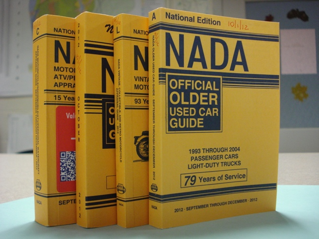 Nadaucg: used vehicle price index falls to lowest level since 2010.