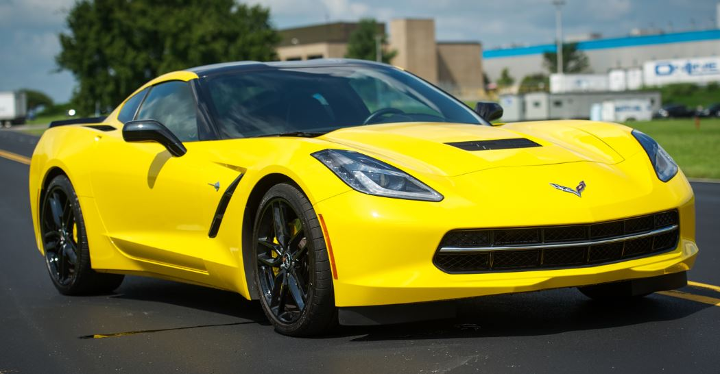Baby boomers swap Corvettes for comfort as U S  sports-car sales fall