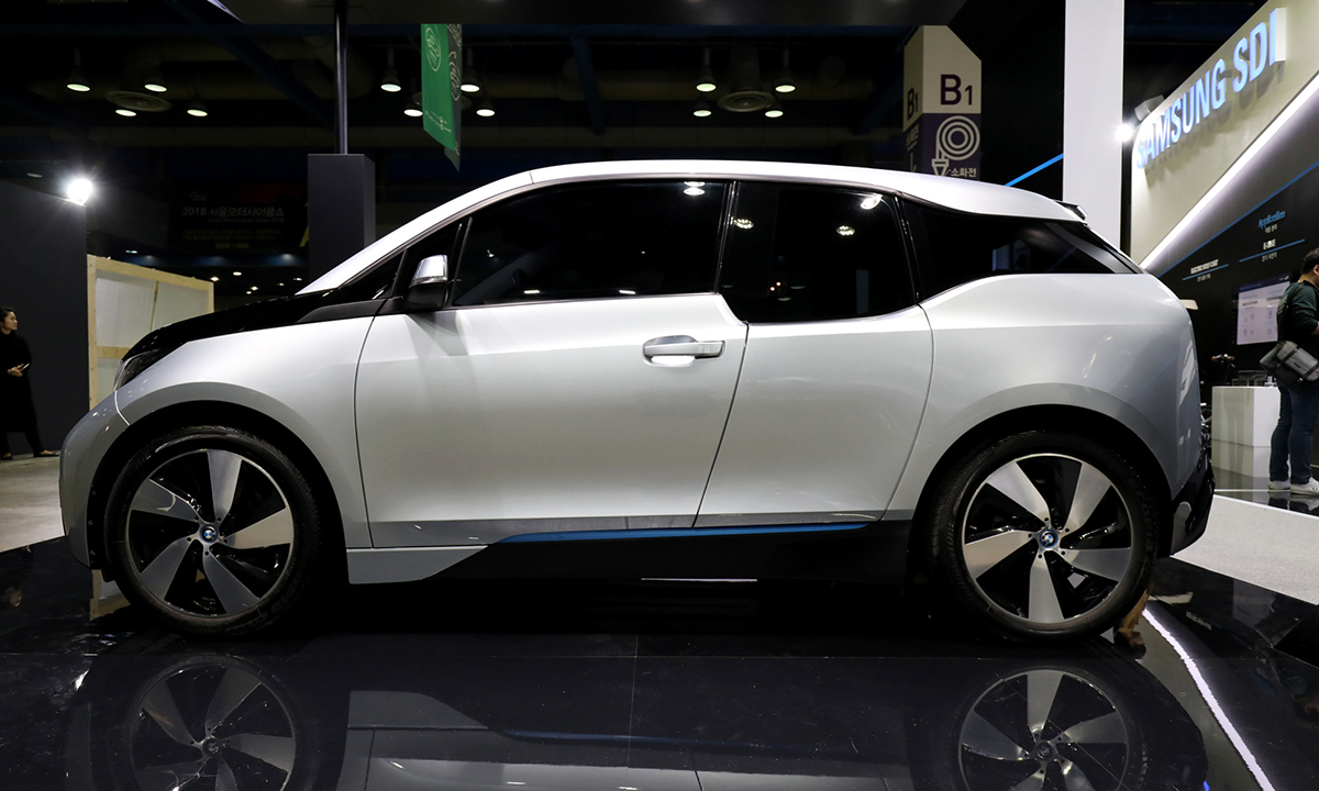 What A 54month Lease Offer On 50000 Bmw Says About State Of Evs