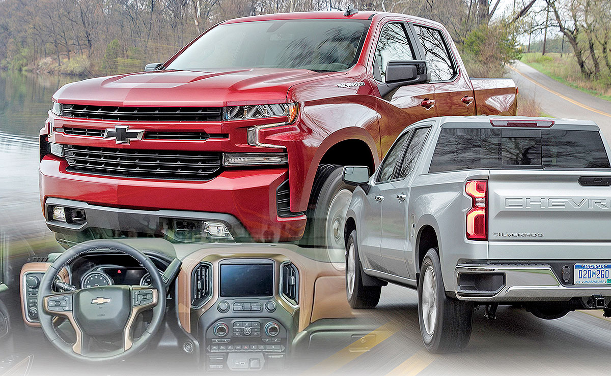 Chevy holds the line on 2019 Silverado prices