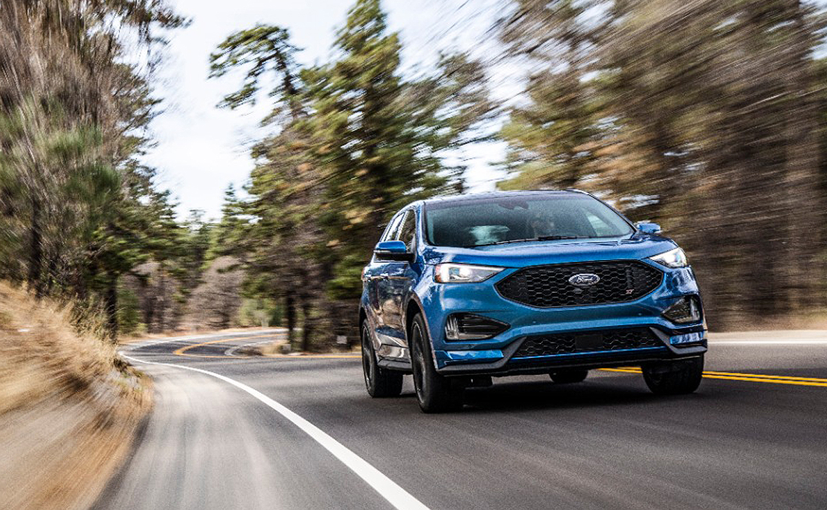 Ford Bumps Up The Price For Upcoming Edge St