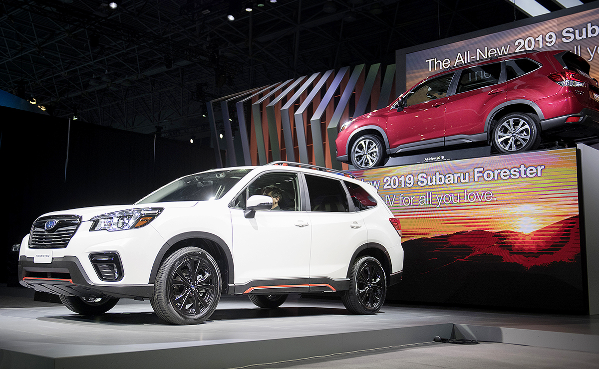 2019 Subaru Forester To Start At 25 270