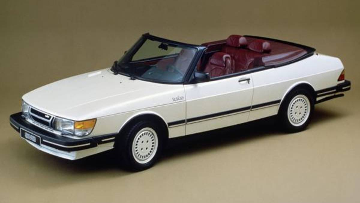 The 1983 Saab 900 Turbo Convertible Concept