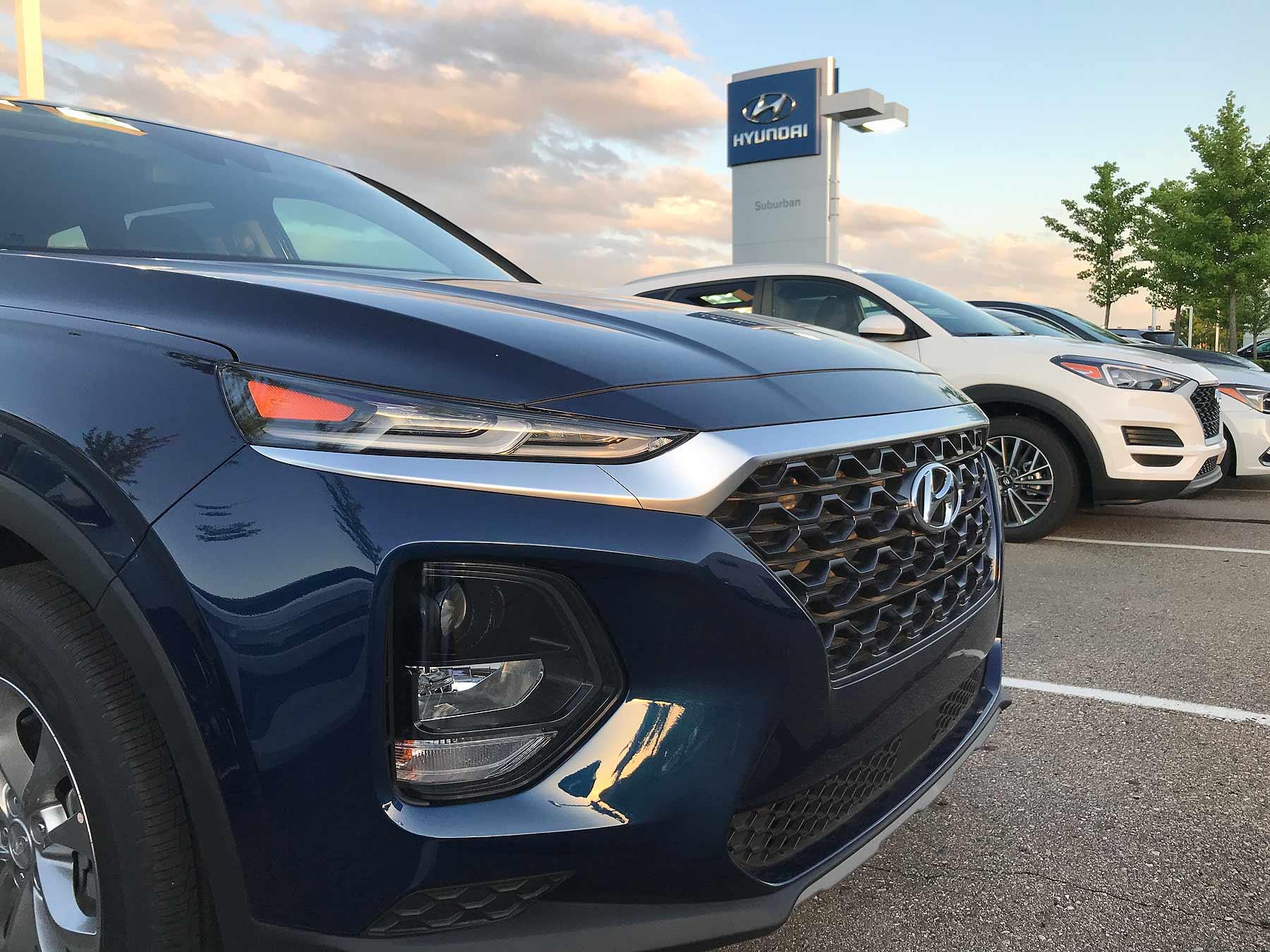 Hyundai Dealership Los Angeles >> May U S Auto Sales Hyundai Kia Shift To Crossovers