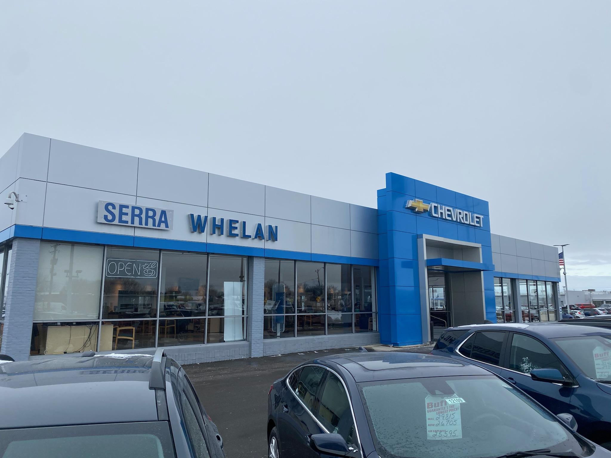 Serra Buys Nation S Highest Volume Chevy Dealership