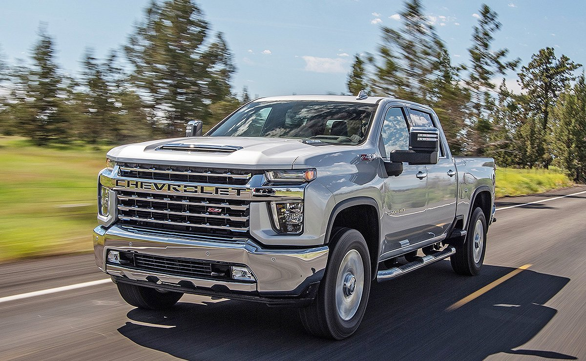 2020 Chevrolet Silverado HD: A no-nonsense heavy lifter