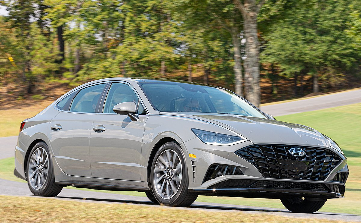 2020 Hyundai Sonata Reviews