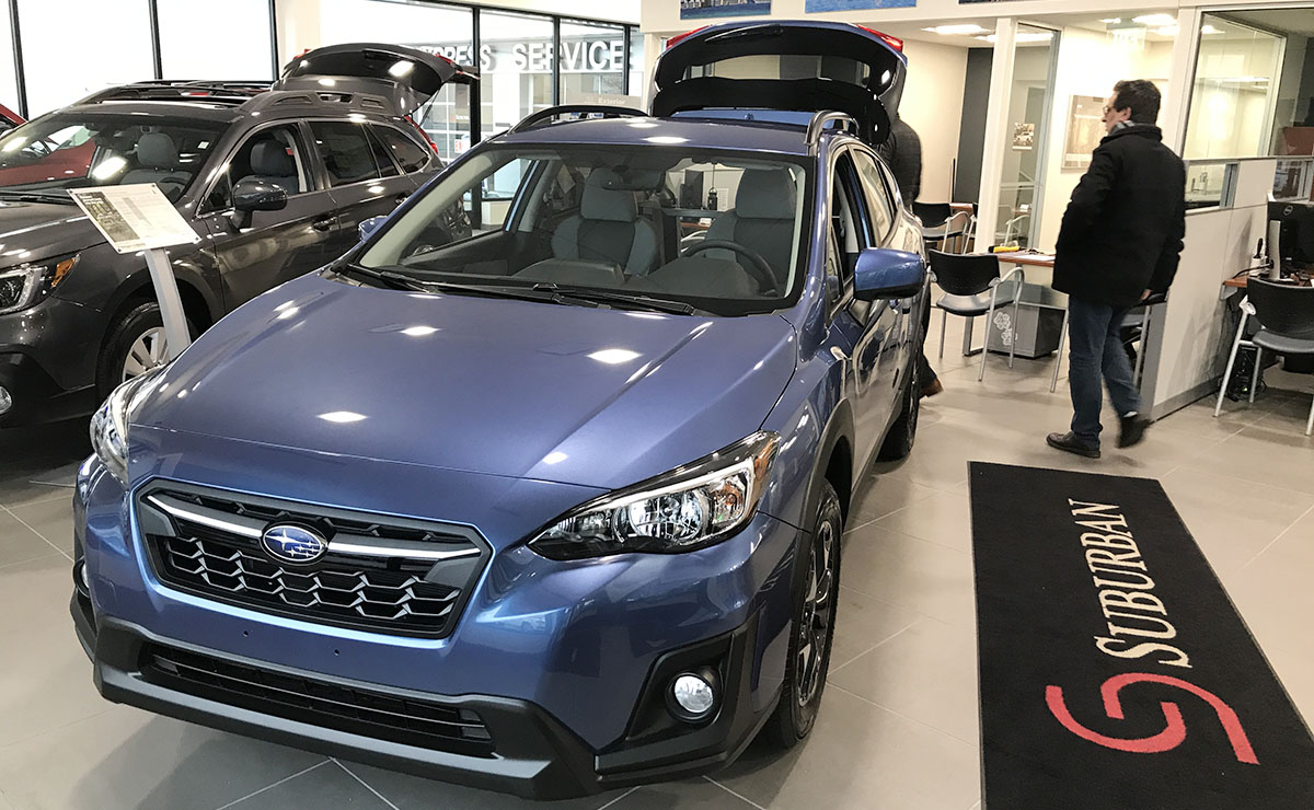 Subaru 10th Consecutive Year Of Record Sales Best Month Ever