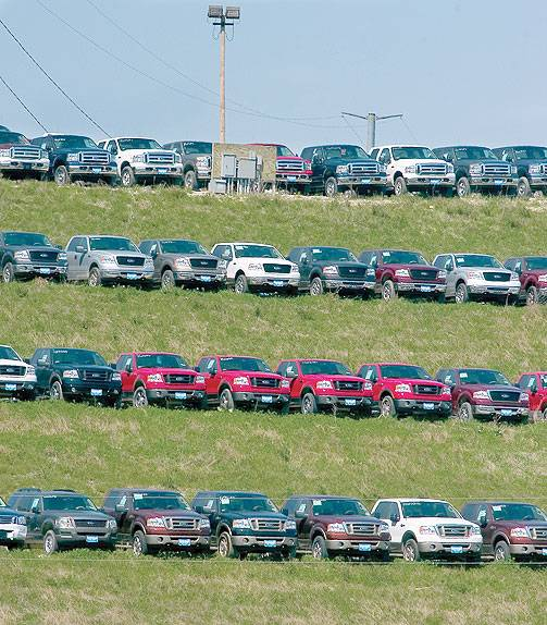 How Small Town Ford Store Dominates Region Rankles Rivals