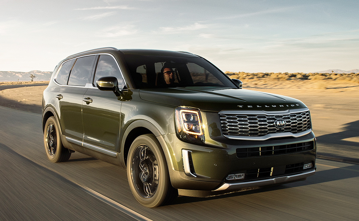 2020 Kia Telluride Reviews
