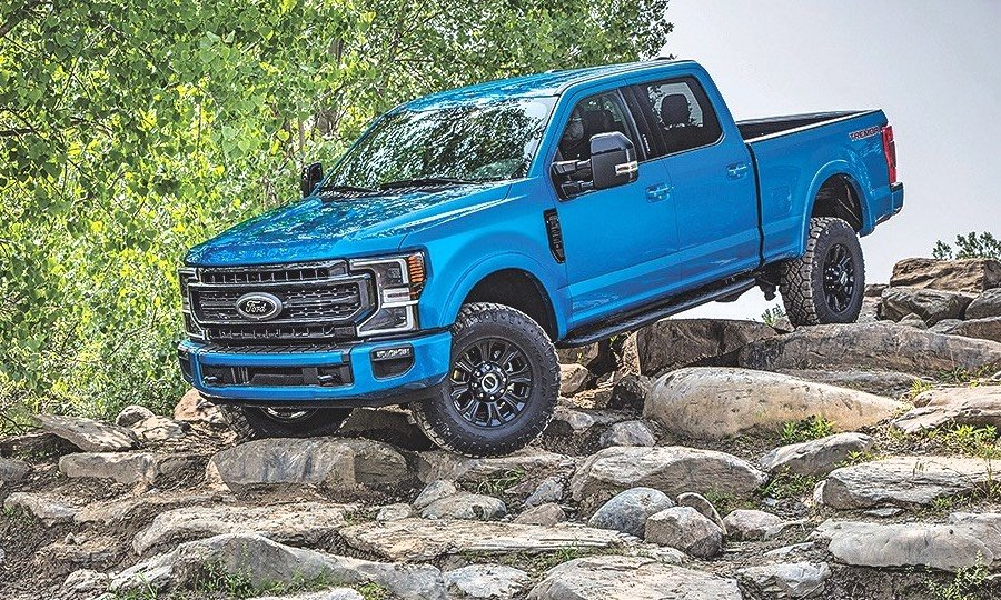 Ford S Tremor Takes On Ram Power Wagon