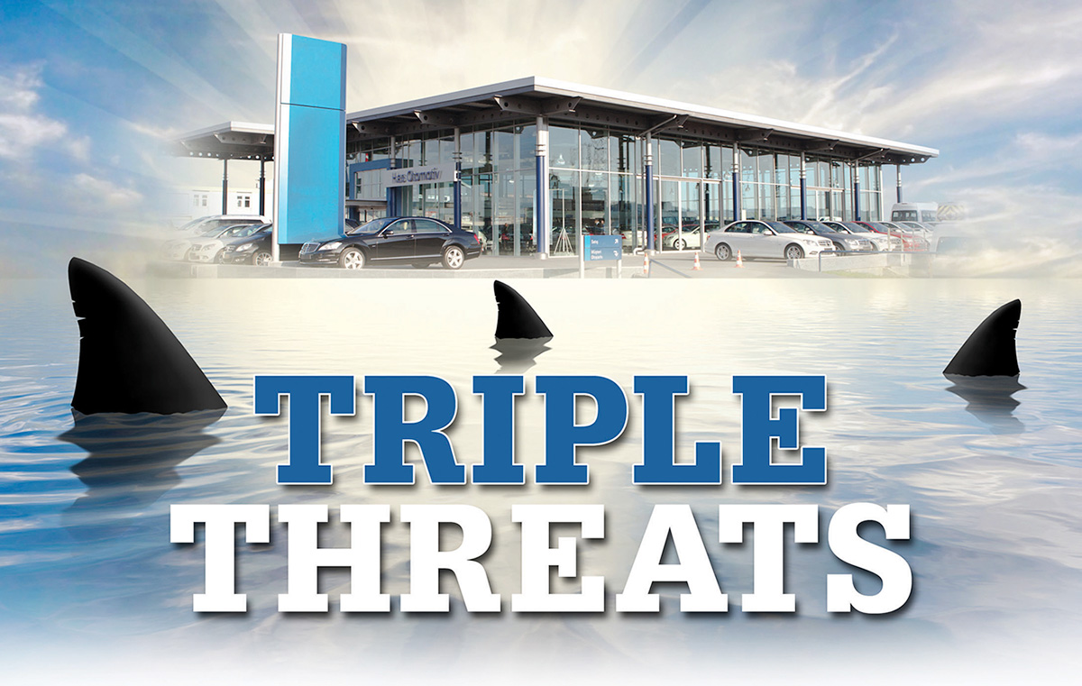 Triple Threats