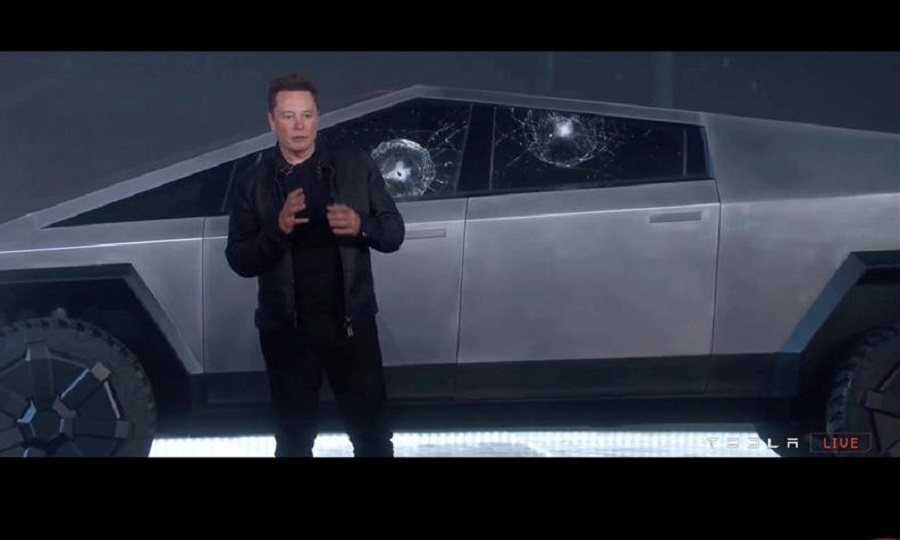 Tesla Challenges Detroit 3 With Pickup Launch Marred By