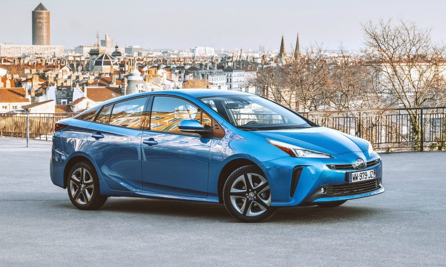 Toyota Sees Opportunities In Leveraging Hybrid Tech