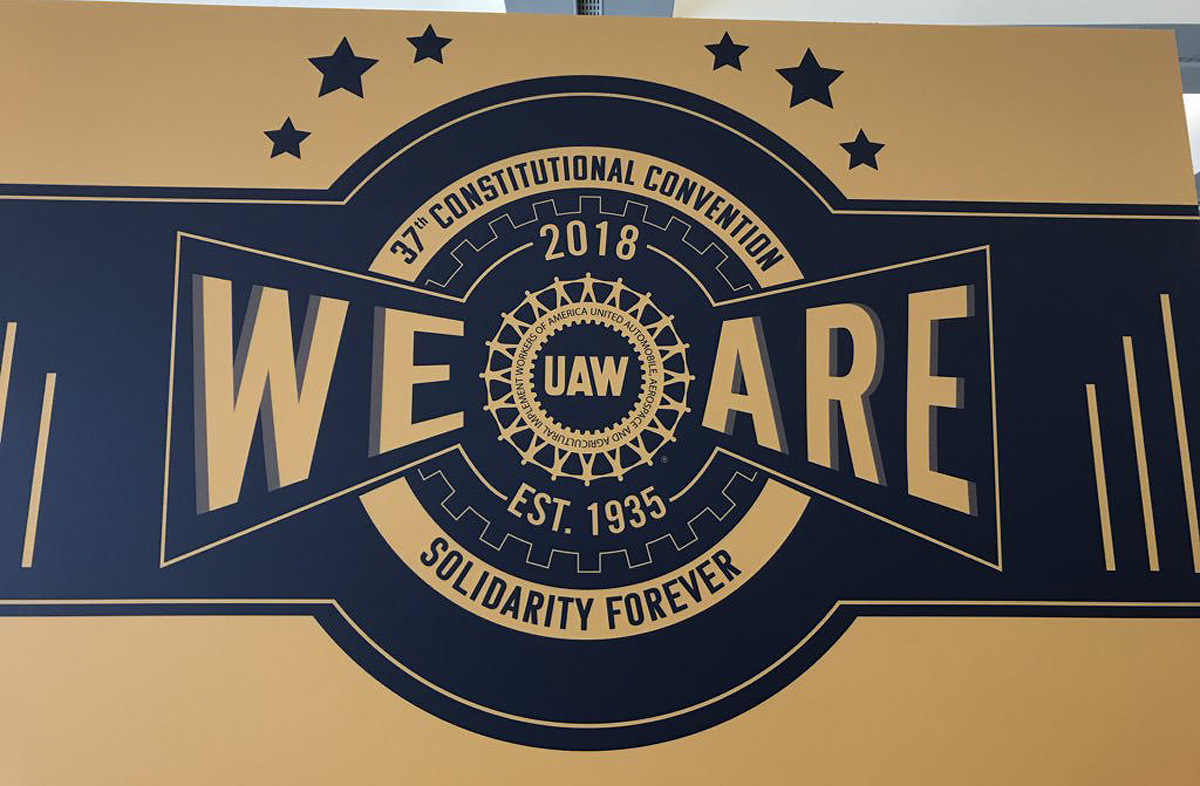 UAW haunted by ghost of 1989 Teamster takeover under RICO Act