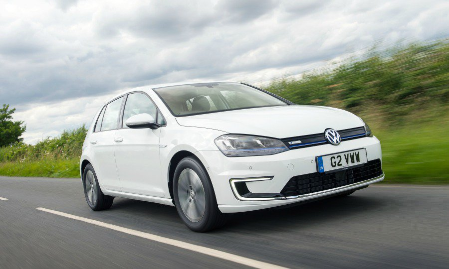 Vw Sold 100 000 Electric And Plug In Hybrid Cars In 2018