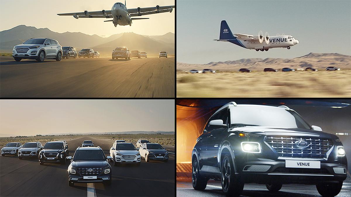 Hyundai video kicks off global Venue launch