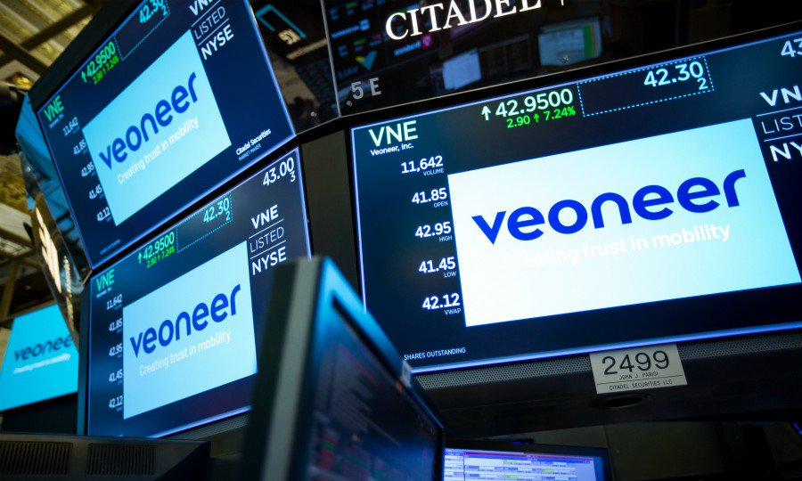 Veoneer sells U.S. brake business to ZF for $1