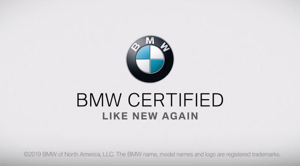 Bmw Campaign Promotes Cpo Using Old Ads