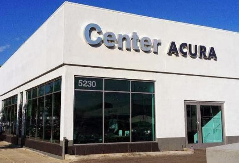 Center Acura in Sherman Oaks, Calif.