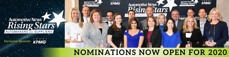 2020 Automotive News Rising Stars