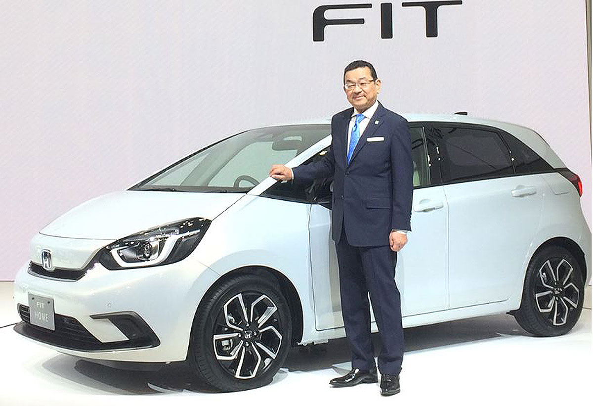 2021 Honda Fit Concept and Review
