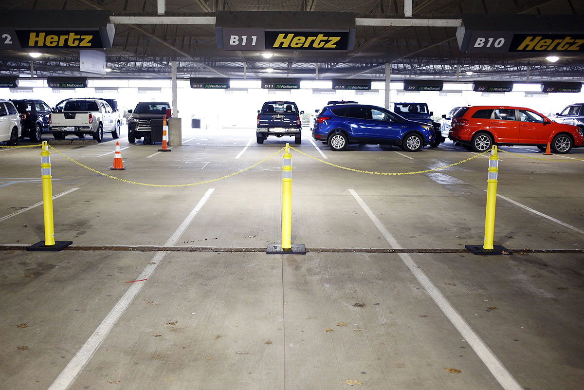Hertz Talks With Banks Treasury In Push To Avoid Bankruptcy