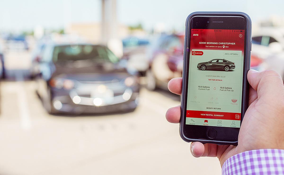 Turning rental car data into dollars